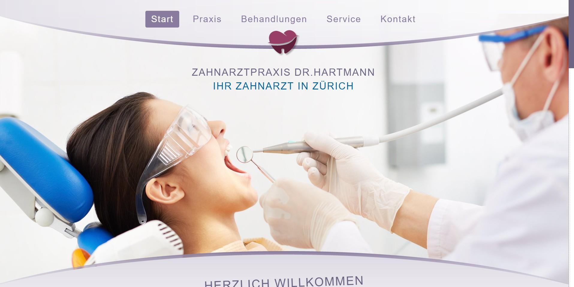 Zahnpraxis-Basel.ch