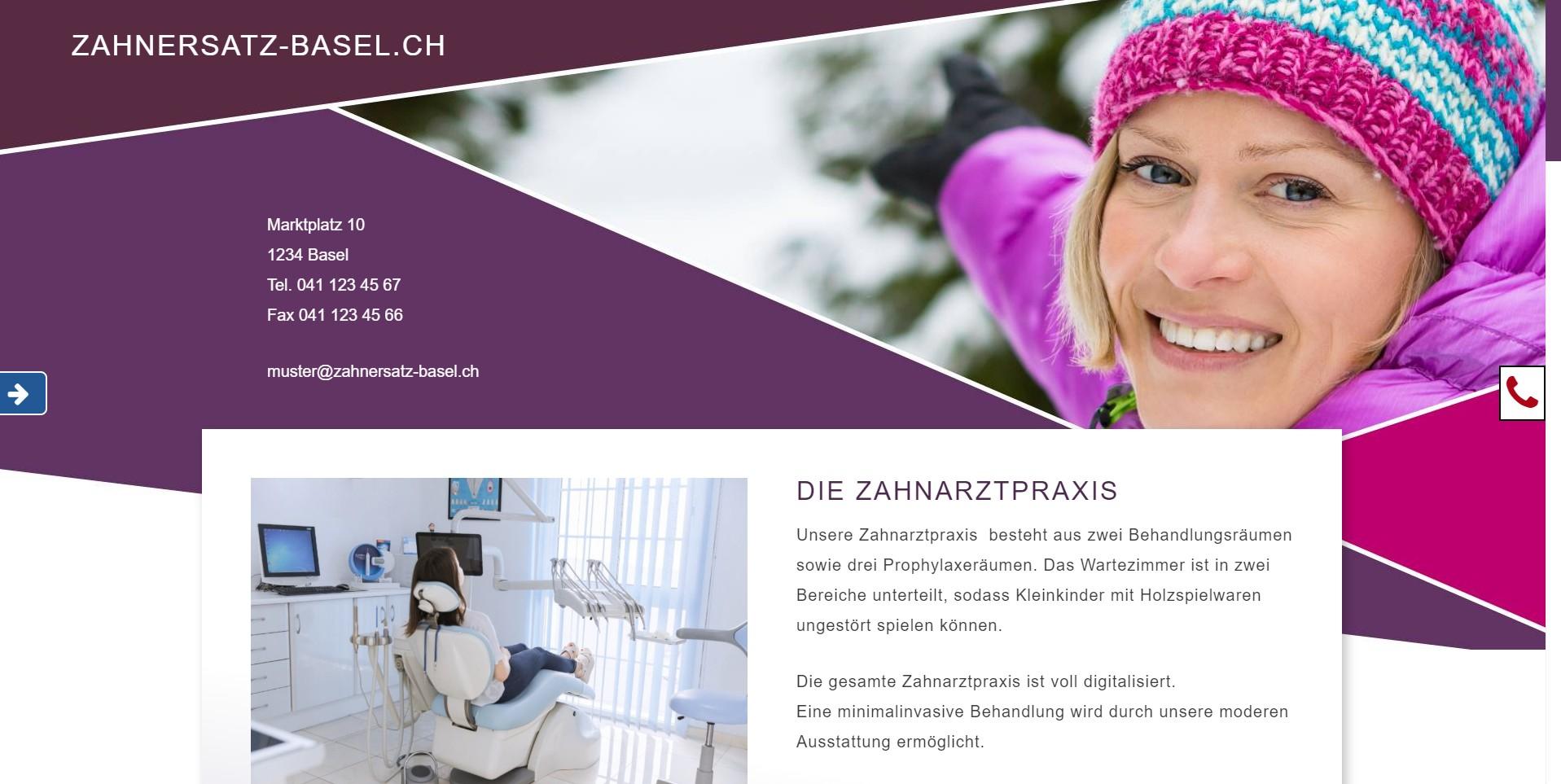 Zahnersatz-Basel.ch