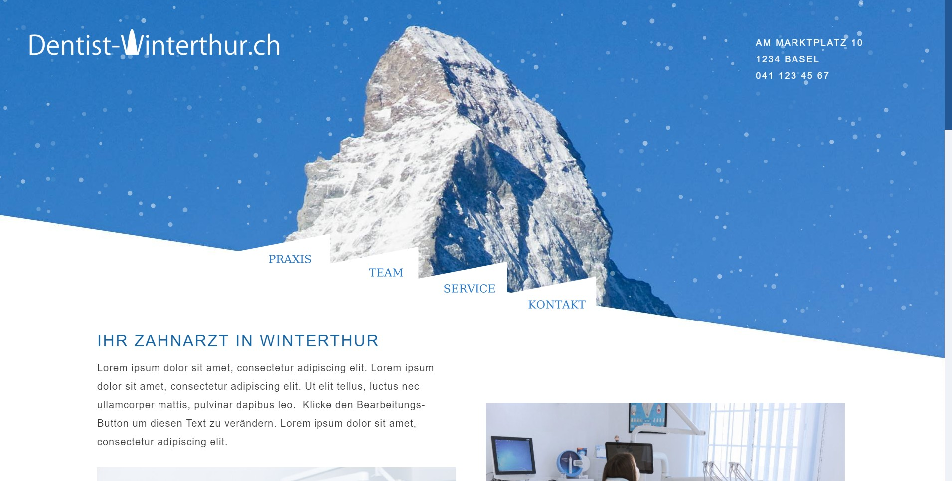 Dentist-Winterthur.ch