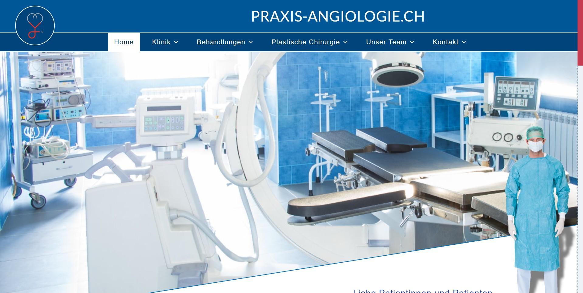 Praxis-Angiologie.ch