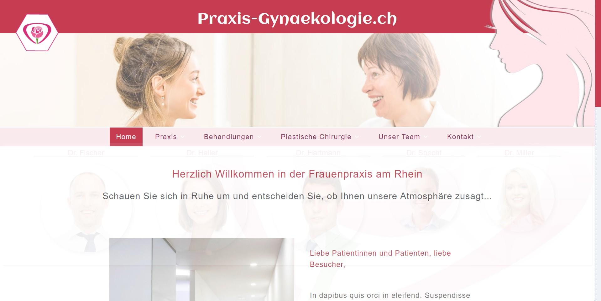 Praxis-Gynaekologie.ch