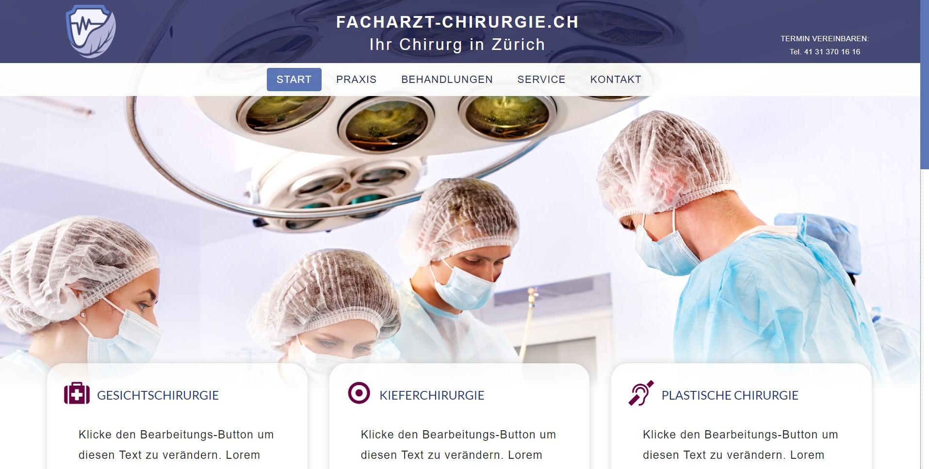 Facharzt-Chirurgie.ch